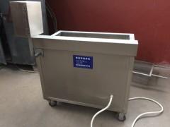 花生油炸机 蚕豆油炸机 电加热油水混合油炸机价格美丽