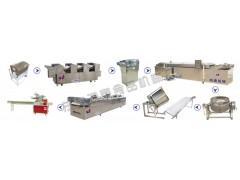 供应沙琪玛生产设备