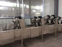 翻转式风干机 食品风干机 软包装风干线