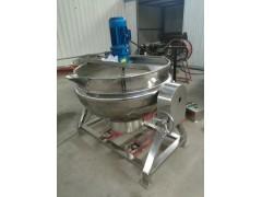 可倾式电加热夹层锅 不锈钢夹层锅
