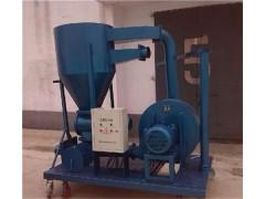 罗茨风机气力输送机 吸送式粉末气力吸粮机
