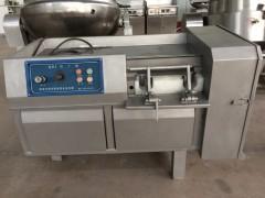 厂家热销冻肉切丁机 蔬菜切丁机得利斯效率高质量好