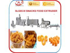 膨化休闲食品设备