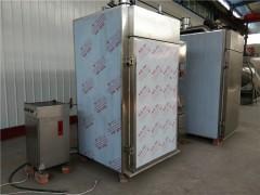 得利斯专业豆干烟熏炉 全自动烟熏炉 多功能烟熏炉制造厂家