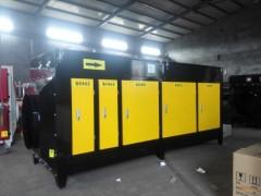 光氧催化废气处理设备等离子除烟磁感烤漆房专用活性炭