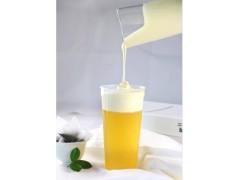 玫瑰乌龙芝士奶盖图片茶饮原料批发