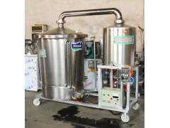 电气两用移动式生料酿酒机