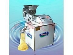 弯头玉米面条机自熟烫面机