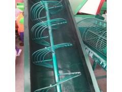 不锈钢薯类清洗机报价  低价处理螺旋式清洗机
