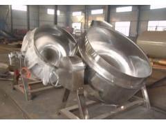 石嘴山煮肉夹层锅 500L电加热夹层锅