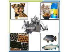 多功能全自动宠物饲料加工机械设备价格