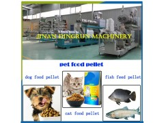多功能全自动宠物饲料生产线价格