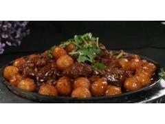 老酒碗  土豆焖牛肉