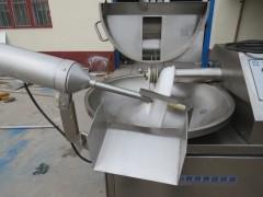 鲜玉米粒高速斩拌机 玉米糊高速斩拌机  多功能高速斩拌机厂家