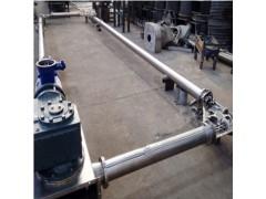厂家热销碳钢管链输送机 加厚材质耐用管链输送机y9