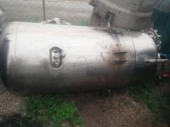 供应二手不锈钢发酵罐