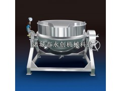 蒸汽夹层锅 卤肉锅 夹层锅蒸汽 卤豆腐夹层锅
