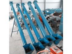 化工厂提升物料螺旋提升机 结实耐用螺旋上料提升机y9