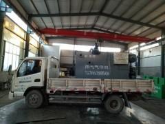 小型屠宰污水处理设备安装条件