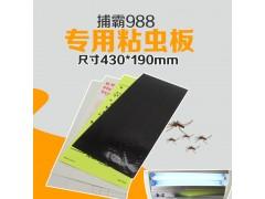 捕霸988粘捕式灭蝇灯灭蚊灯专用黑色粘虫板