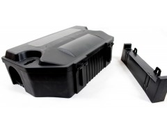 BRC\IFS\AIB验工厂专用大号梯形诱饵捕鼠盒站