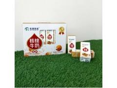 乳泰牧业  乳+系列 核桃牛奶250ml×12盒