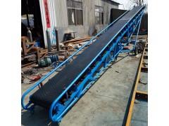 码头运输货物粮食大型皮带输送机 安全节能带式输送机y9