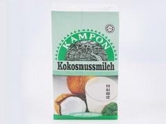 进口马来西亚椰浆 甜品原料椰汁 西米露椰果奶茶专用甘旁椰