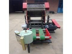 青贮饲料打捆包膜机厂家 牧草青贮打捆包膜机制造商