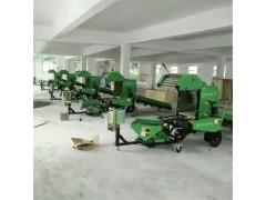 地瓜藤打捆包膜机价格 芦苇包膜打捆机厂家
