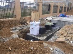 2017医院污水处理设备数据分析