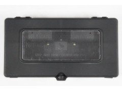 ABS小型视窗捕鼠盒 多功能捕鼠器灭鼠器