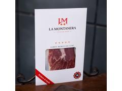 西班牙伊比利亚风干火腿后腿谷物饲养切片黑猪后腿肉100g