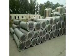 转让二手冷凝器 不锈钢冷凝器 搪瓷冷凝器 列管式冷凝器
