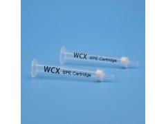 WCX固相萃取柱弱阳离子交换SPE柱60mg/3mL