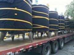 二手不锈钢保温发酵罐型号120吨处理