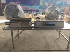 肉卷填充打卡机 得利斯专业制造 实力厂家