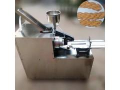 过年爱吃的小麻花生产设备,小型麻花机