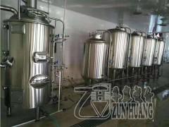 ZH-300L精酿啤酒设备