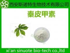七叶树提取物 秦皮甲素 98% 原料提取