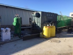 养殖污水处理设备快速处理价格