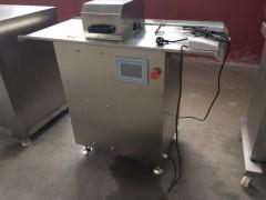 香肠扎线机,腊肠分份机,电动单路半自动扎线机