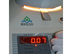 塑料粒子含水率检测仪