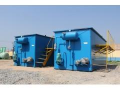 地埋式一体化医疗污水处理设备原理特点