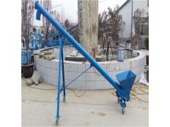 石灰粉圆管式倾斜提升机  连续式送料圆管蛟龙
