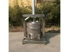 不锈钢压榨机 多功能压榨机 果蔬液压压榨机 酱菜压榨机