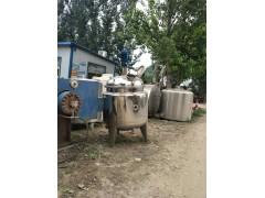 出售二手上糖浆类生产线设备