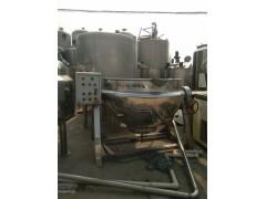 出售二手水产制品类馅料生产线设备