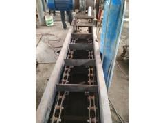 埋刮板牵引式爬坡输送机 单链条粉料刮板输送机