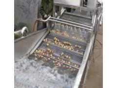 各种大型食品清洗线 汽浴喷淋清洗机 质优价廉
